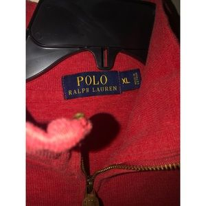 Polo by Ralph Lauren Sweaters - POLO ZIP SWEATER